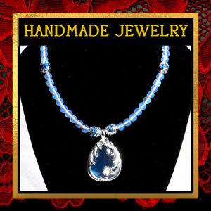 Opalite Gemstone Necklace  #329
